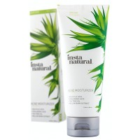 InstaNatural Acne Moisturizer for Face Best Clearing & Moisturizing Cream 3.4oz