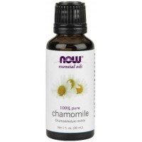 NOW Foods 100% Pure Chamomile Oil, 1 Ounce (30 ml)