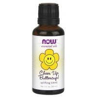 NOW Foods Cheer Up Buttercup! Oil Blend, 1 Ounce (30 ml)