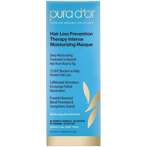 Buy Pura D Or Hair Loss Prevention Therapy Intense Moisturizing