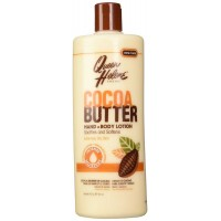 Queen Helene Hand + Body Lotion, Cocoa Butter, 32 Ounce (907 gm)