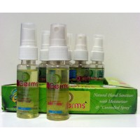 D GERM Hand Sanitizer 6 x 30ml