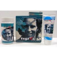 VEGA XL - Male Organ Enlargement Capsules & Gel (1 month)