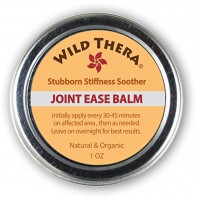Wild Thera Natural Joint Pain Relief with Herbs & Essential Oils. Comfort for Arthritis Knee Pain, SI Joint Pain, Back Pain, Gout Pain, Bursitis, Tennis Elbow, Carpal Tunnel, Shingles Pain & Neuropathic pain