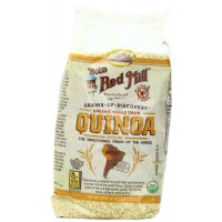Bob's Red Mill Organic Grain QUINOA , 26-Ounce Packages (Pack of 4)