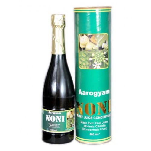 Aarogyam NONI Fruit Juice Concentrate 800ml