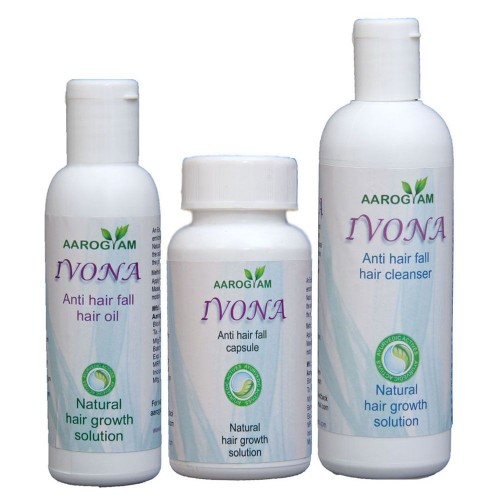 Ivona Anti HAIR FALL Kit