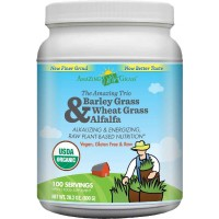 Amazing Grass Amazing Trio, 100 Servings, 28.2 Ounces (800 gm)