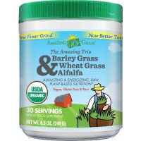 Amazing Grass Amazing Trio, 30 Servings, 8.5 Ounces (240 gm)