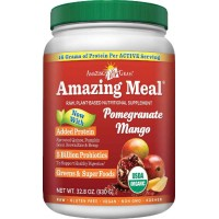 Amazing Grass Amazing Meal Pomegranate Mango, 30 servings, 32.8 Ounce (930 gm)