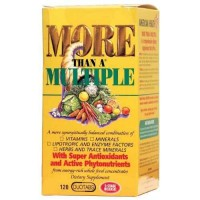 American Health Multivitamins, More Than A Multiple, 120 Duotabs