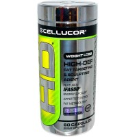 Cellucor Super HD (60 Capsules) - Fat Burner