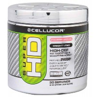 Cellucor Super HD Strawberry Lemonade 30 Servings - Fat Burner