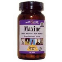 Country Life MAXINE for WOMEN DAILY MULTI-VITAMINS 120 Tablets