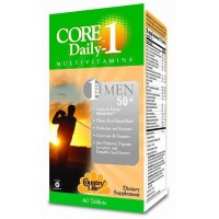 Country Life CORE DAILY 1 for MEN 50 PLUS Dietary Supplement 60 Tablets
