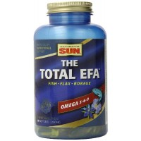 Health from the Sun The Total EFA, 90 Softgels