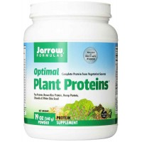 Jarrow Formulas Optimal Plant Proteins 19 oz (540 Grams)