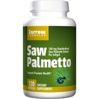 Jarrow Formulas Saw Palmetto 160mg 120 Softgels - Prostate Support