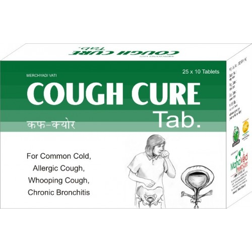 COUGH CURE Tablets for Coughing