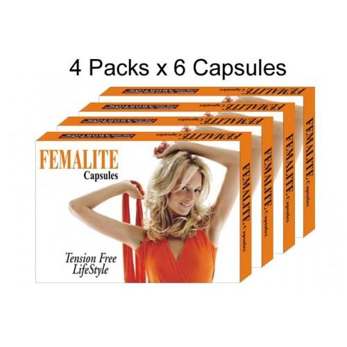 FEMALITE Capsules for menstrual health