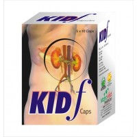 KIDf Capsules for Kidney Stones & Pain
