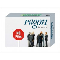 PILGON Capsules for Piles