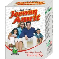 JEEVAN AMRIT Capsules for Well Being