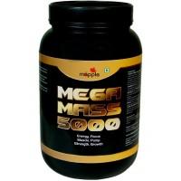 Mapple MEGA MASS 5000 Whey Protein Supplement 1kg