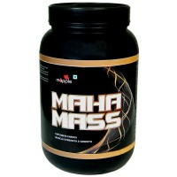Mapple MAHA MASS Whey Protein Supplement 1kg