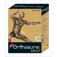 ORTHOSURE GOLD Joint Pain Relief capsules (50 CAPSULES)