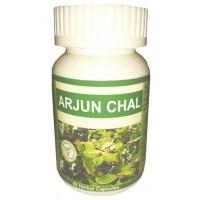 Hawaiian Herbal, Hawaii, Usa – Arjun Chal Capsules - Cardiac Health