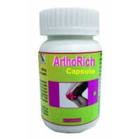 Hawaiian Herbal, Hawaii, Usa – Artho Rich Capsules - Joints Health