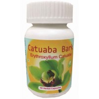 Hawaiian Herbal, Hawaii, USA - Catuaba Bark Capsules - Sexual Health