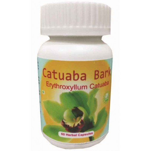 Hawaiian Herbal Catuaba Bark Capsule - 60 Capsules