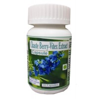 Hawaiian Herbal, Hawaii, USA – Chastle Berry - Vitex Extract Capsules - Women's Health