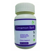 Hawaiian Herbal, Hawaii, Usa – Cinnamon Bark Capsules