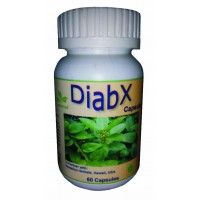 Hawaiian Herbal, Hawaii, Usa – Diabx Capsules - Diabetics