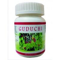 Hawaiian Herbal, Hawaii, USA -  Guduchi Capsules - Immune Support