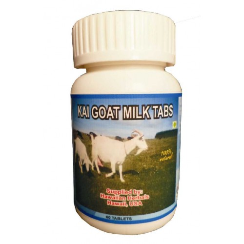 Hawaiian Herbal, Hawaii, Usa – Goat Milk Capsules - General Health