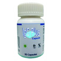 Hawaiian Herbal, Hawaii, USA - Igg Plus Capsules