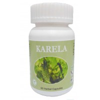 Hawaiian Herbal, Hawaii, USA - Karela Capsules