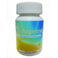 Hawaiian Herbal, Hawaii, Usa – L-arginine Capsules - Amino Acids Supplement