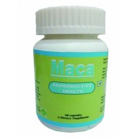 Hawaiian Herbal, Hawaii, Usa -  Maca Capsules - Energy, Stamina, Fertility