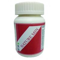 Hawaiian Herbal, Hawaii, Usa -  Nature Min Capsules- Multi-minerals Formula