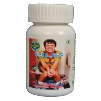Hawaiian Herbal, Hawaii, USA - Piles Care Capsules
