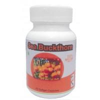Hawaiian Herbal, Hawaii, USA - Sea Buckthorn Capsules