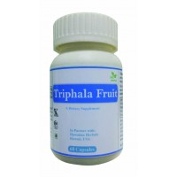 Hawaiian Herbal, Hawaii, USA - Triphala Fruit Capsules
