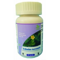 Hawaiian Herbal, Hawaii, Usa - Tribulus Terrestris Capsules