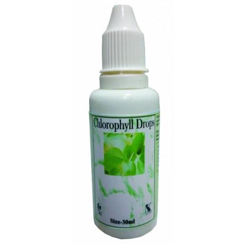 Hawaiian Herbal, Hawaii, Usa - Chlorophyll Drops 30 Ml