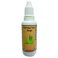 Hawaiian Herbal, Hawaii, USA –  Flp Aloe Vera Drops 30 ml - Skin & Digestive Health